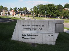(procrast8) Tags: kansas city mo missouri kemper museum contemporary art spider sculpture