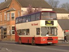 TM Travel 1117 Staveley (Guy Arab UF) Tags: tm travel 1117 j353bsh 1992 leyland olympian on2r alexander rh bus staveley derbyshire wellglade group london buses l353 arriva northumbria wellgladegroup
