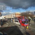 Belgrave Middleway - Horton Square, Highgate - no 35 bus thumbnail