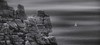 Under Sail (Eric@focus) Tags: boat sail seascape bretagne brittany silverefexpro2 nikon filterforge5 enhanced nikfilters contrast detail structure voile voguer bateau navegar vela navigare segel segeln mono monochrome nocolor light shadow water stone merceltique armorkeltiek armor breathtakinglandscapes noiretblanc nikond8018135mm