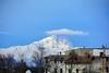 Ovindoli e il Gran Sasso (giorgiorodano46) Tags: ovindoli abruzzo italy gransasso inverno winter neve snow case febbraio2018 february 2018 giorgiorodano nikon