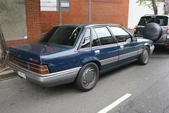 1986 Holden Commodore VL Berlina Turbo (jeremyg3030) Tags: 1986 holden commodore vl berlina turbo cars