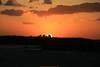 Leaving Port Miami (Rick & Bart) Tags: florida bahamas cruise cruiseship travel rickvink rickbart canon eos70d pool royalcaribbean enchantmentoftheseas miami portmiami sunset sun silhouette sky clouds atlanticocean ocean