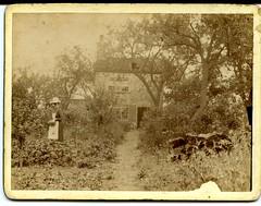 Draper Home in England (Yarra Plenty Regional Library Local History) Tags: draperfamily garden