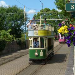 Seaton Tramway P1340713mods (Andrew Wright2009) Tags: dorset england uk scenic britain holiday vacation seaton devon tramway tourist tramcar