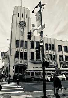 The Chronicle Building, 901 Mission St., San Francisco.