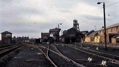 JMB T55 24 Pegswood Colliery view south showing Peckitt 0-6-0ST 25031968 (Ernies Railway Archive) Tags: ncb pegswoodcolliery lner ner ecml
