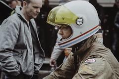 Bell.Helmet (.ralf.kuehn.) Tags: biker motorrad speed deutschland badenwürrtemberg caferacer bike mft bell helmet glemseck 101 leonberg gx8 lumix fun