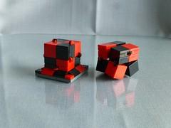 2013 Magic Folding Cube (Nils_O.) Tags: lego magic folding fidget cube highres