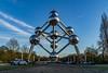 Atomium (RutasTrazadas) Tags: belgica belgique belgium bruselas brussels bruxelles europe travel winter