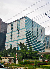 Graha BIP (Everyone Sinks Starco (using album)) Tags: jakarta building gedung architecture arsitektur office kantor
