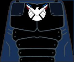 Patriot (Jeffrey Mace) torso LEGO decal (unfinished) - Agents Of S.H.I.E.L.D. (Thunder_Drako) Tags: patriot agents shield mcu marvel cinematic universe jeffrey mace decal custom mod moc lego tlg
