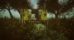 Caravan (Anika ♥ Catching up slowly) Tags: chez moi whimsical hpmd were closed secondlife
