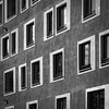 facade (morbs06) Tags: cologne ernstflatowhaus köln lepellepel abstract architecture building bw city facade light lines pattern repetition shadow square stripes texture windows