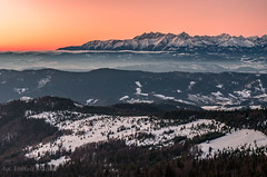 IMGP1780 (TomaszMazon) Tags: tatry gorce beskidy sunrise mountains