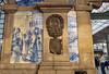 Mural en la Estación de Tren (César Vega-Lassalle) Tags: trainstation porto portugal olympus omd em5 microfourthirds m43 azulejos tiles lumix leicadg