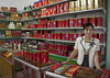 North Korean woman selling ginseng in a shop, North Hwanghae Province, Kaesong, North Korea (Eric Lafforgue) Tags: abundance adult asia asianethnicity business choice communism consumerism dictatorship dprk forsale gaeseong ginseng headandshoulders horizontal humanbeing indoors largegroupofobjects nk118512 northhwanghaeprovince northkorea northkorean oneperson onepersononly onewomanonly people red retail rich seller shop shopping store town traveldestinations upscale woman women womenonly youngwomen kaesong 北朝鮮 북한 朝鮮民主主義人民共和国 조선 coreadelnorte coréedunord coréiadonorte coreiadonorte 조선민주주의인민공화국 เกาหลีเหนือ קוריאההצפונית koreapółnocna koreautara kuzeykore nordkorea північнакорея севернакореја севернакорея severníkorea βόρειακορέα