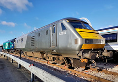 82304 (R~P~M) Tags: train railway coach carriage mark3 markiii chilternrailways depot wembley london england uk unitedkingdom greatbritain arriva dvt