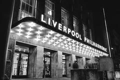 Liverpool Philharmonic (Steven Blanchard) Tags: liverpool longexposure light street sculptures merseyside monuments m