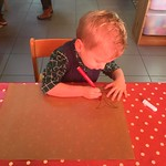 Thema: slingers en confetti!