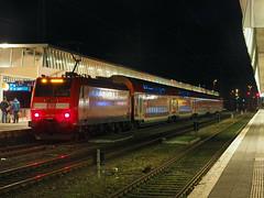 DB 146 120 (jvr440) Tags: trein train spoorwegen railways railroad eisenbahn münster hbf db deutsche bahn br 146