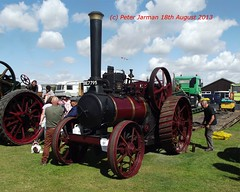 BE 7795 (Peter Jarman 43119) Tags: lincolnshire steam rally 2013