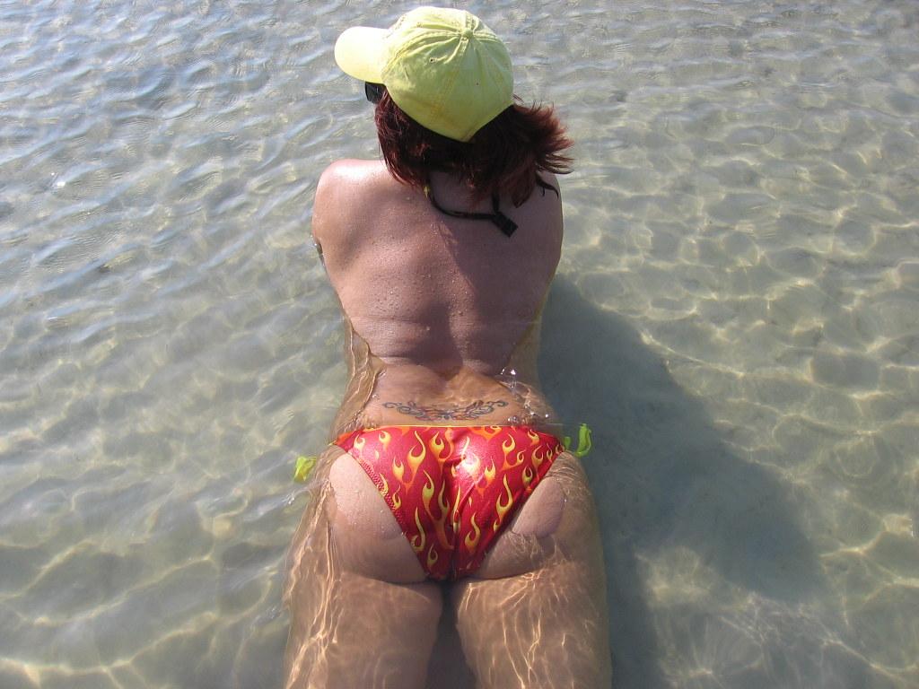 Amateur milf tits flickr