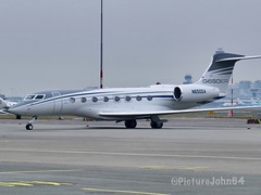 WG Aviation III LLC Gulfstream G650ER (N650GA) at Schiphol East (PictureJohn64) Tags: transport picturejohn64 vliegtuig flugzeug aircraft airplane plane jet biz amsterdam spl eham east schiphol n650ga gulfstream wgaviation aviation wgaviationiiillcgulfstreamg650ern650gaatschipholeast