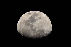 Moon - 2/25/18 (Phil Ostroff) Tags: moon lunar 80mm refractor telescope nikon d7000
