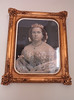 cut out portrait of woman with crown (squeezemonkey) Tags: cuba havana oldtown museumofthecity museodelaciudad localhistorymuseum 1700 palace house portrait frame crown woman royalty reflection