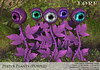 {LORE} Peeper Plant (purple) (LalaLamour) Tags: lore {lore} sl secondlife wlrp fantasy forest