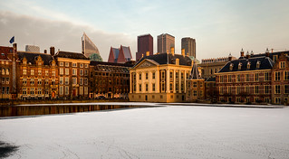 Winter in the Hague 2018