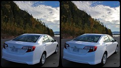 Ontario road-trip 3-D / CrossView / Stereoscopy (Stereotron) Tags: north america canada province ontario toyota camry transcanadahighway highway17 lakesuperior crosseye crosseyed crossview xview cross eye pair freeview sidebyside sbs kreuzblick 3d 3dphoto 3dstereo 3rddimension spatial stereo stereo3d stereophoto stereophotography stereoscopic stereoscopy stereotron threedimensional stereoview stereophotomaker stereophotograph 3dpicture 3dglasses 3dimage twin canon eos 550d yongnuo radio transmitter remote control synchron kitlens 1855mm