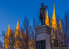 The Right Place (James Neeley) Tags: utah saltlakecity ldstemple templesquare jamesneeley