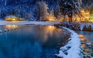 Dolomiti - Toblacher see