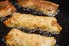 Pulled Pork Egg Rolls (joshbousel) Tags: coleslaw eat food meat pork porkshoulder pulledpork pulledporkeggsrollls salad vegetable vinegarslaw