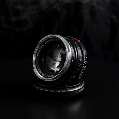 Voigtländer Nokton Classic SC 40 mm f/ 1.4 (::Lens a Lot::) Tags: voigtländer nokton classic sc 40 mm f 14 2010s | 10 blades aperture leica m paris 2018 carl zeiss distagon t 35 80s 8 iris contax yashica cy