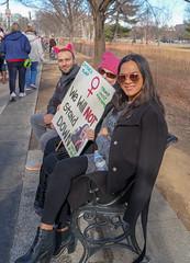 2018.01.20 #WomensMarchDC #WomensMarch2018 Washington, DC USA 2521