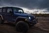 Wrangler VII (Skyrocket Photography) Tags: jeep wrangler rubicon storm tucson arizona dan santamaria skyrocket photography blue sexy rugged mudding off road vehicle