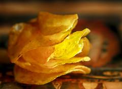 Stack processing (BeMo52) Tags: chips essen food kartoffelchips licht macro makro potato smileonsaturday snack stacked stapel