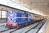 CP 1413 com Schindler (PTG 2017) - Guimarães (valeriodossantos) Tags: comboio cp train passageiros 1400 schindler locomotivadiesel carruagens especial comboioespecial ptgtours ptg ptg2017 turismoferroviário cpregional guimarães linhadeguimarães caminhosdeferro portugal