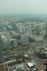 IMG_2206 (paquerettepétille) Tags: tour télévision bâtiment berlin