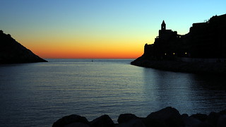 P1060608 Portovenere al tramonto