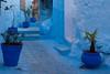 La ville bleue (Mi-crobe) Tags: maroc chefchaouen villebleue bleue village pascalerousseau ruelles bluetown blue maroco
