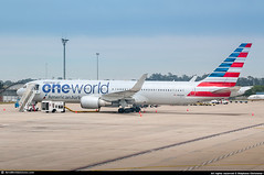 [MVD.2015] #American #AA #AAL #B767 #OneWorld #AWP (CHR / AeroWorldpictures Team) Tags: american airlines boeing 767323 er msn 33082 899 eng 2x ge cf680c2b6 reg n343an rmk painted oneworld fleet number 343 history aircraft first flight built site everett kpae delivered americanairlines aa aal configured c30y195 winglets wl fitted special colours reconfigured c28w14y163 b767 b767300 b763 767 airways plane airplane aircrafts ground apron stand aeroworldpictures awp nikon d300s nikkor 18135 raw lightroom 2015 montevideo airport mvd sumu uruguay usa