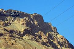 Herod's palace, Masada (JohntheFinn) Tags: masada israel zealot roman archaeology deadsea kuollutmeri middleeast history historia herod palace lähiitä landscape maisema outdoor hiking patikointi aavikko autiomaa erämaa desert wilderness judea