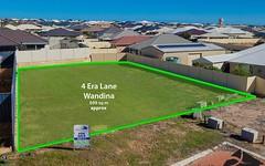 4 Era Lane, Wandina WA