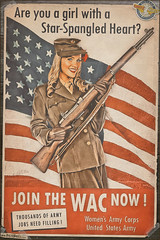 Propaganda Pinups - Join The WAC Now! (Dietz Dolls Pinup Photography) Tags: 1940s air america army blonde cute flag force garand girl m1 model photography pinup pinups poster propaganda retro rifle usa vintage wac war woman world ww2 airforce girlwoman m1garand modelphotography pinuppinup war2 womanmodel worldwar worldwar2 armyairforce cuteblonde flagamerica photographycute retrovintage americausa photographygirl pinupretro modelmodel propagandaflag