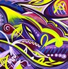 The Bird Beast (MattCrux) Tags: psychedelic lsdtrip acid abstract trippy colorful rainbow lsd strange weird drug drugs weed high trip love acrylic painting acrylicpainting traditional canvas paint painted artist drawing illustration art arts expressive different beautiful artsy creativity creative