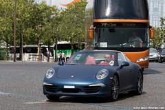 Spotting 2015 - Porsche 911 991 Targa 4 (Deux-Chevrons.com) Tags: porsche911991targa4 porsche 911 991 targa 4 porsche911991 targa4 porsche911targa4 porsche991targa4 porsche911 porsche991 car coche voiture auto automobile automotive spot spotted spotting croisée rue street paris france sportcar gt carspotting